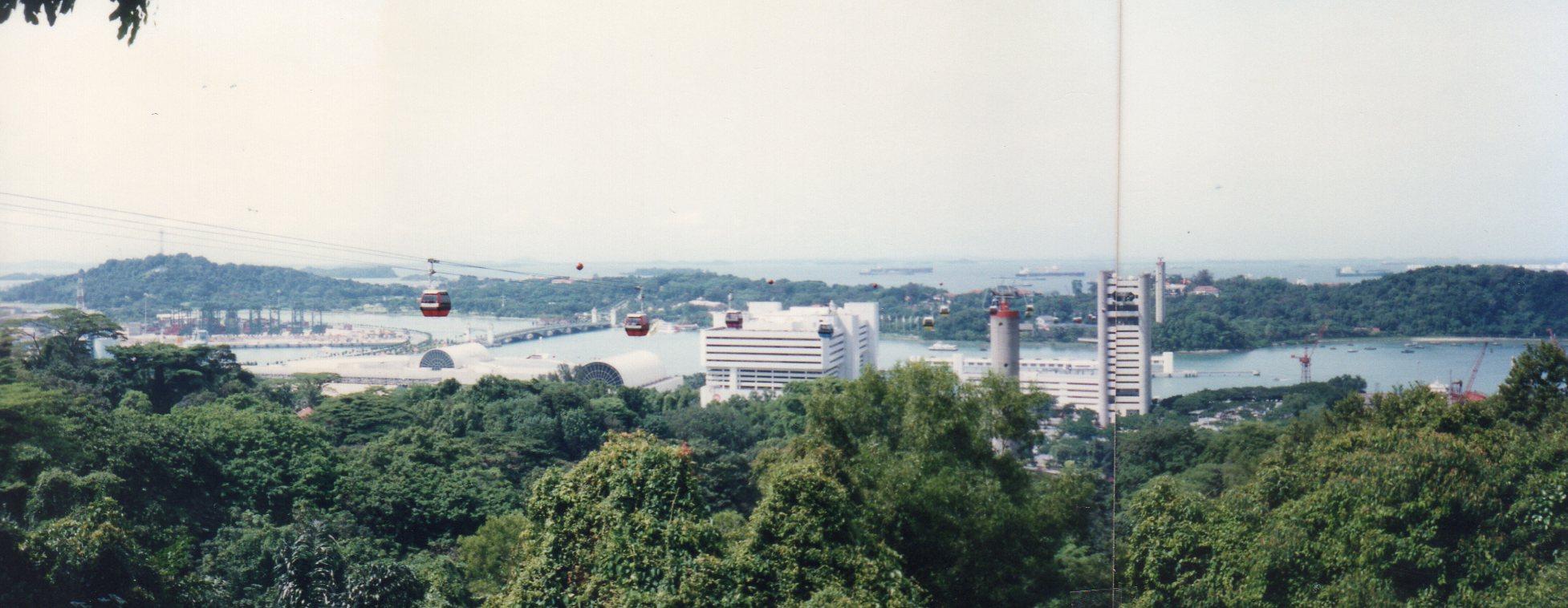 シンガポール 1994年5 月6(3日目)マウントフェーバー231