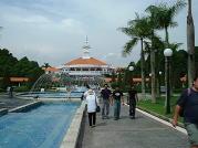 シンガポール セントーサ島ファウンテンガーデン
