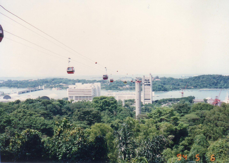 シンガポール・セントーサ島