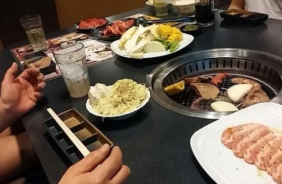 焼肉⑤ (2)