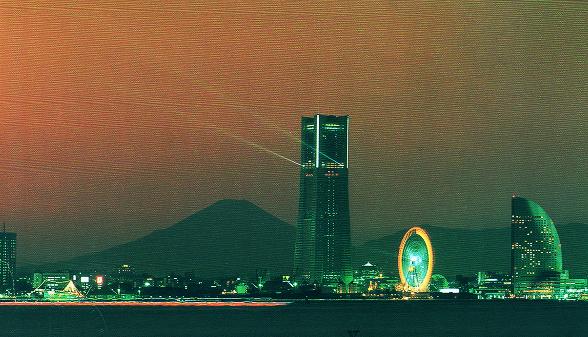 横浜ランドマークタワー⑤1995年ーA