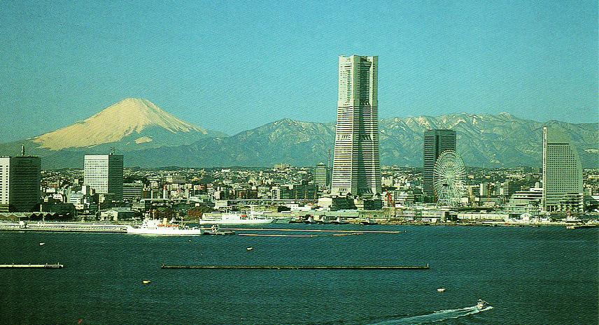 横浜ランドマークタワー④1995年-A