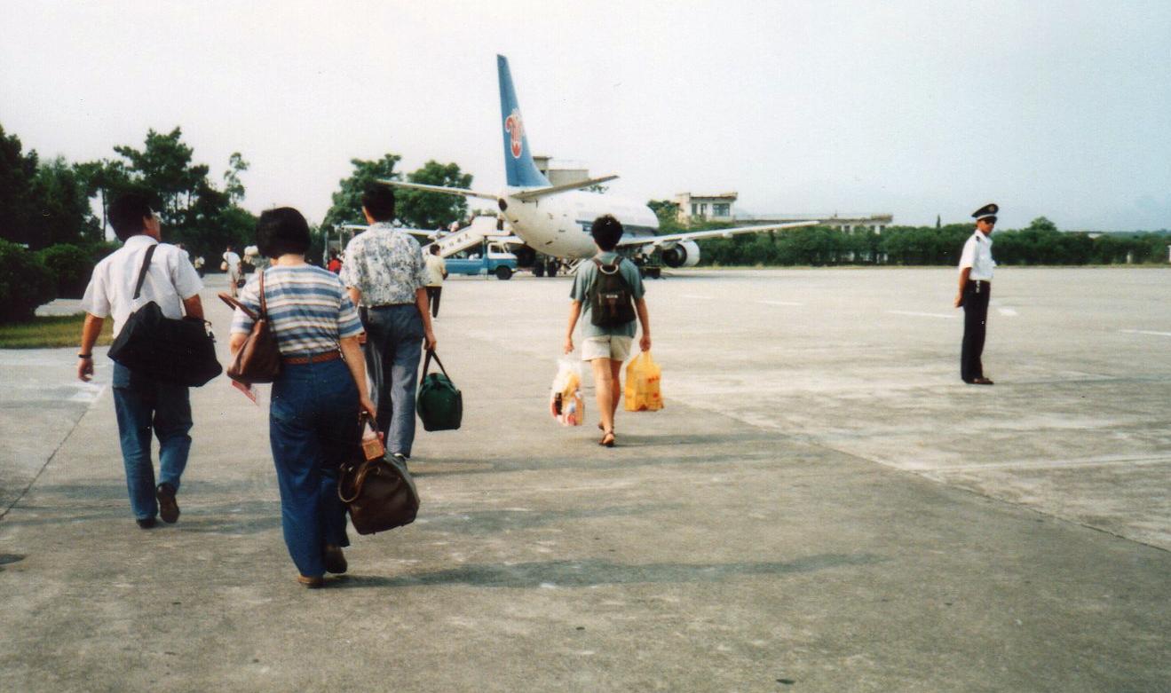 桂林 空港③-1