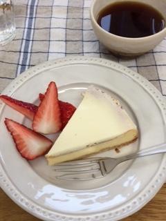 20160324チーズケーキ