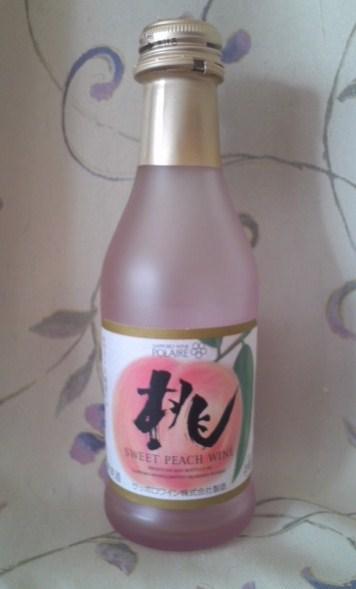 ポレール 桃のワイン