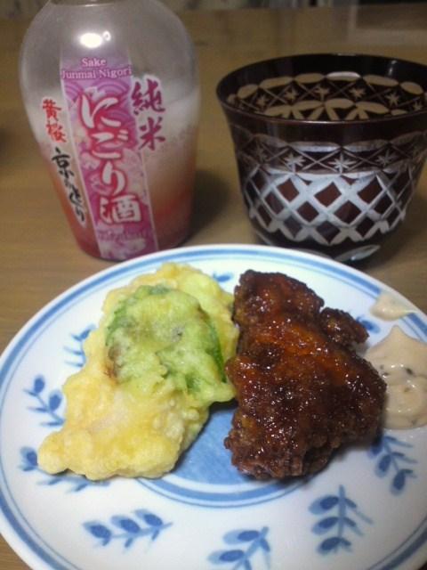 黄桜 京のとくり 純米にごり酒
