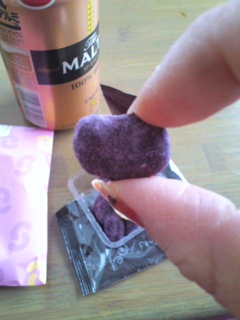 Fève自由が丘 ソラマメ×紫芋