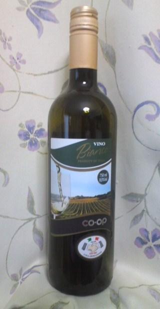 コープイタリアのワイン 白