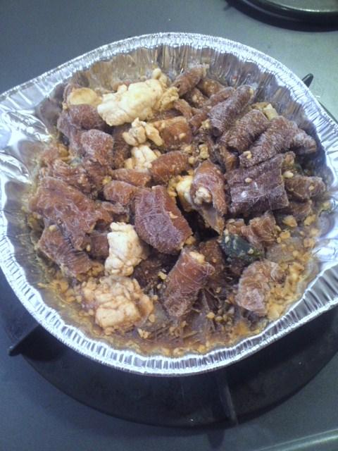 ローソン ホルモン鍋