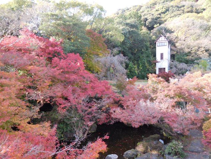 大山崎山荘美術館庭園