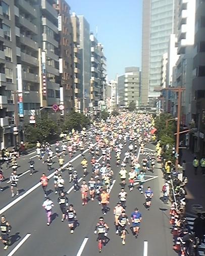マラソン2016