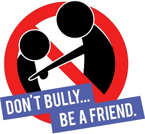 Dont bullying be a friend