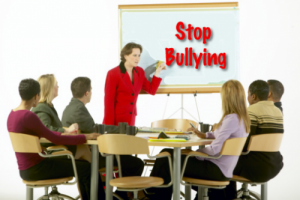 teach bullying