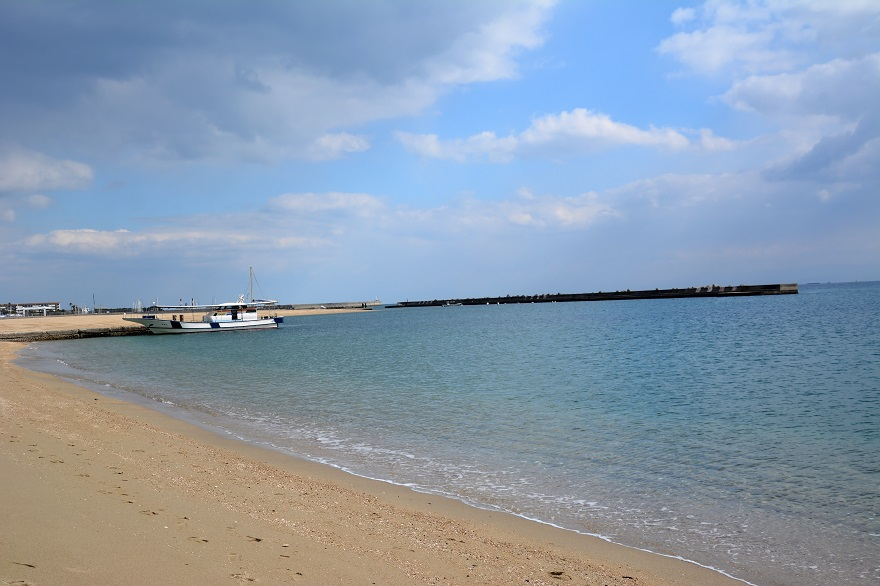 須磨海岸 (1)