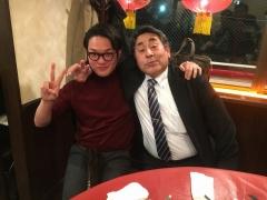 今井くんとSV黒澤さん