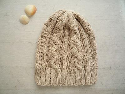 コットン帽子・W