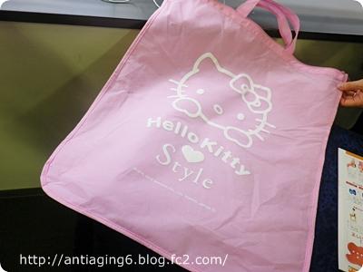 これがスタイル キティ専用バッグです