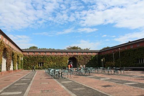 0062:倉敷アイビースクエア 中庭広場
