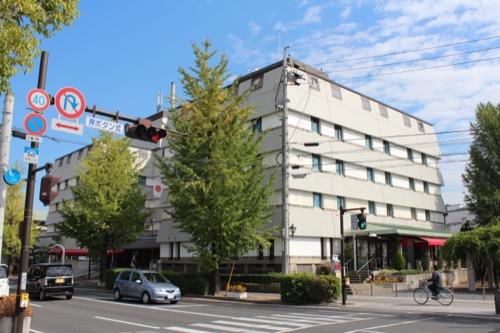 0064:倉敷国際ホテル メイン(外観全景)
