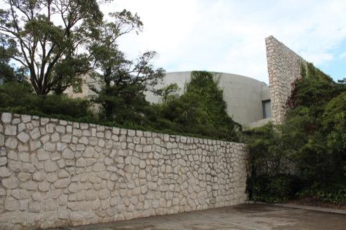 0067:ベネッセハウス 「ミュージアム」外観