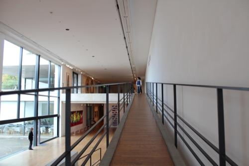 0067:ベネッセハウス 「ミュージアム」内観