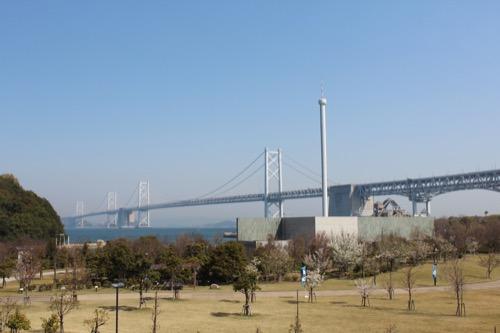0073:香川県立東山魁夷せとうち美術館 瀬戸大橋を眼前に望む