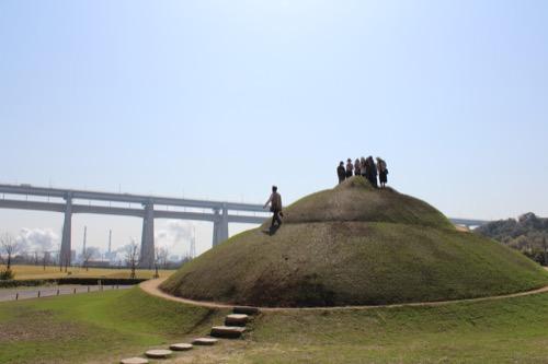 0073:香川県立東山魁夷せとうち美術館 『階層・地層・層』