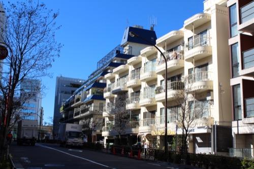 0075:渋谷区立松濤美術館 道のり①