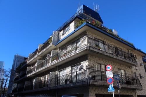 0075:渋谷区立松濤美術館 道のり②