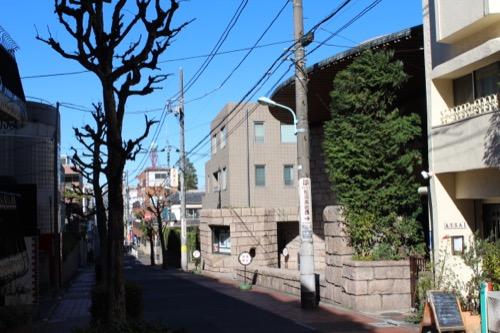 0075:渋谷区立松濤美術館 道のり③