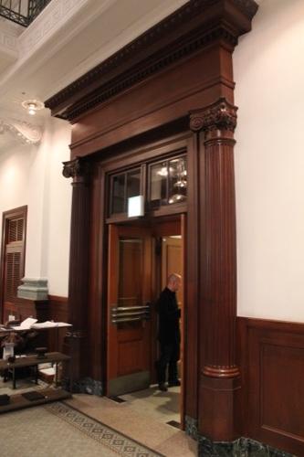 0076:千葉市美術館 「さや堂ホール」入口