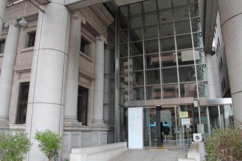 0076:千葉市美術館 美術館入口