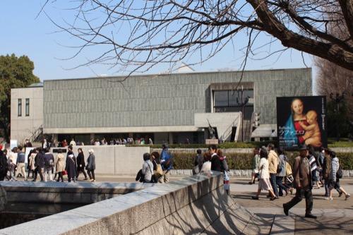 0078:国立西洋美術館 外観①