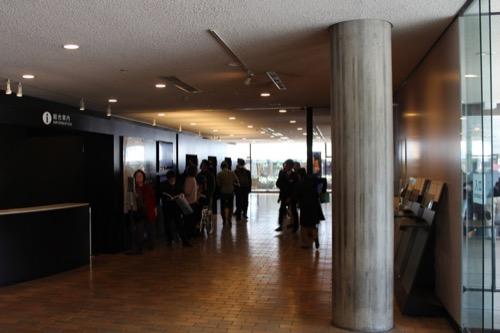 0078:国立西洋美術館 受付