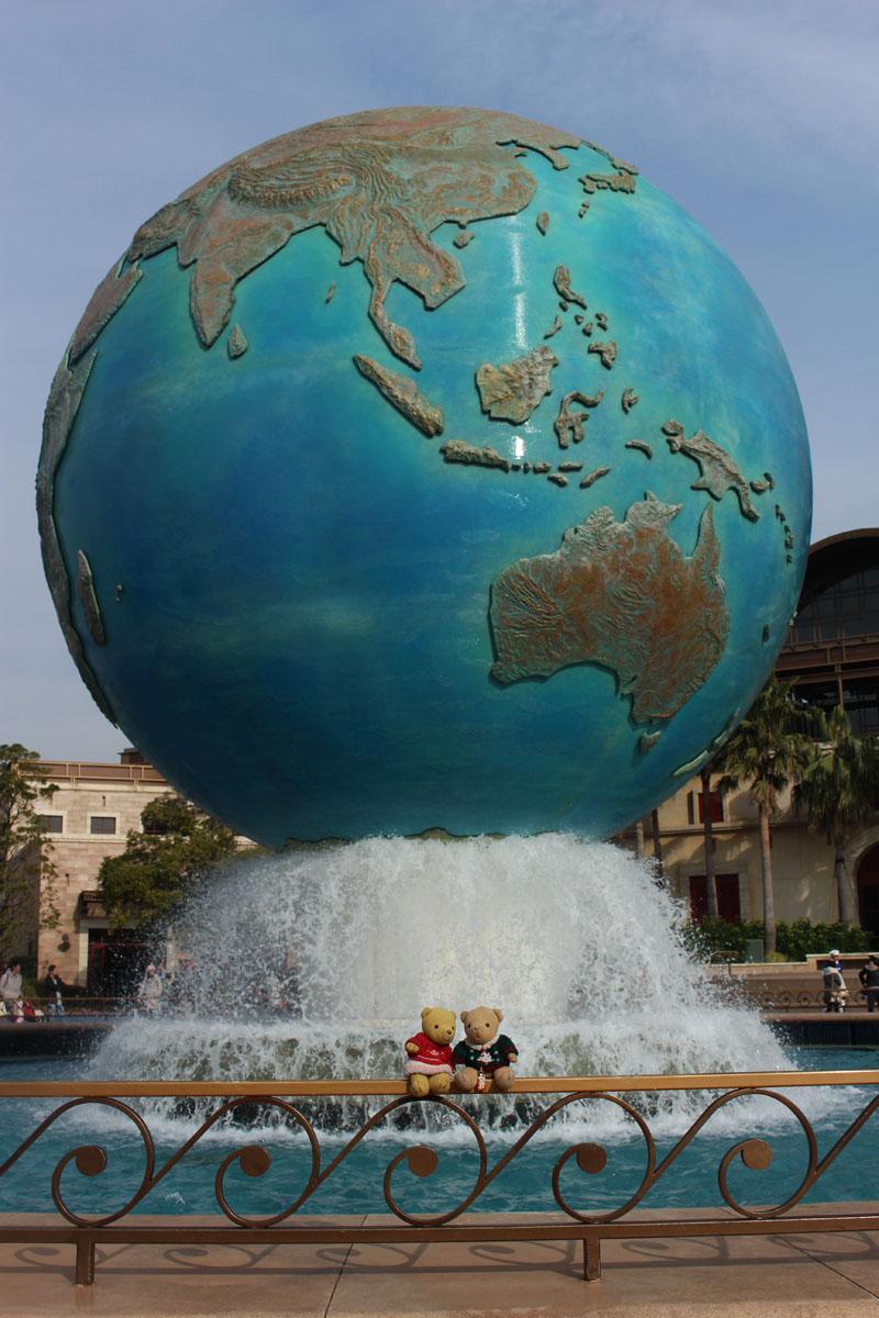 Aquasphere 2くまちゃん 151210