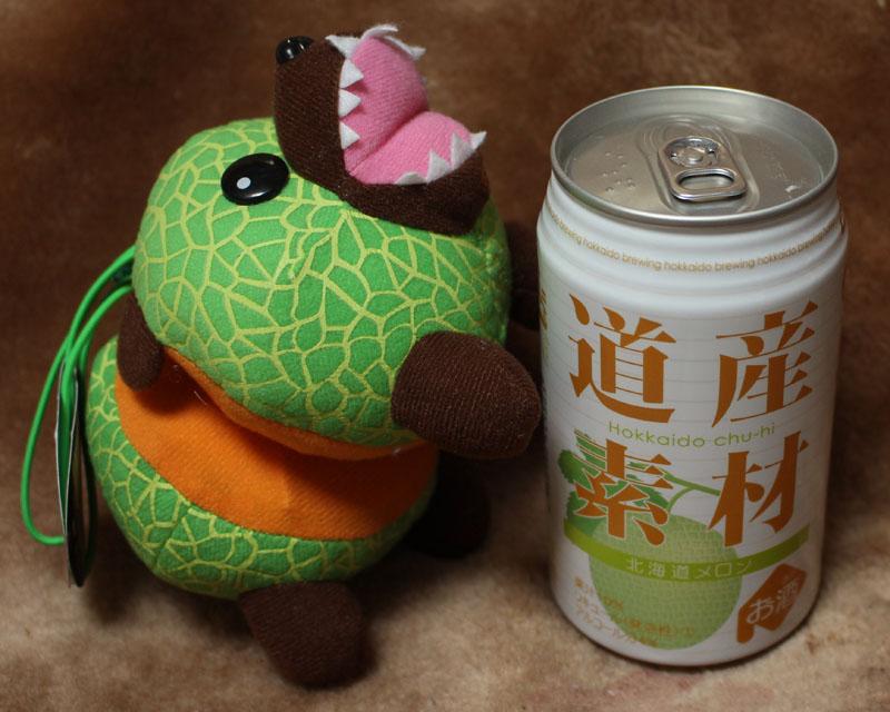 道産素材 北海道メロン チューハイ缶と
