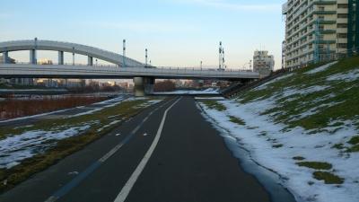 12月の幌平橋