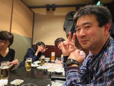 斉藤さん、岡田さん、みほちゃん