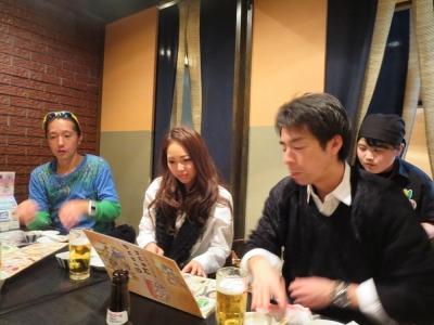 渋谷さん、大原さん、北上さん