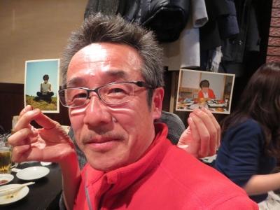 大橋さん、昔の写真