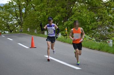 洞爺湖マラソン2016