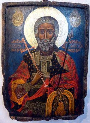 聖メナス(アレクサンドリアのメナス)