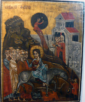主のエルサレム入城