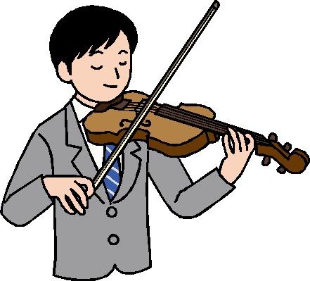 蒼いバイオリン