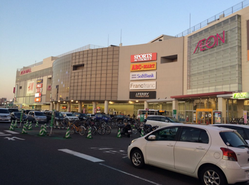 名古屋ドライブ1