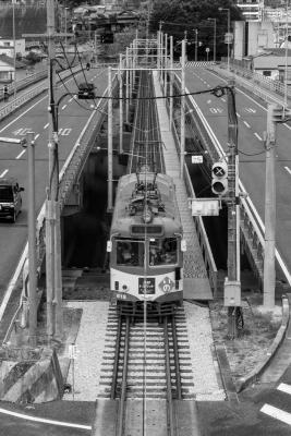 高知路面電車-1