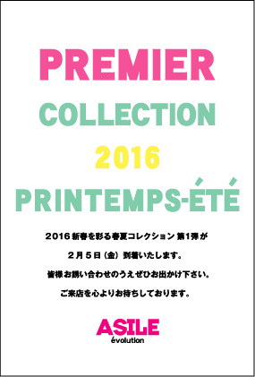 2016SS-DM1月表