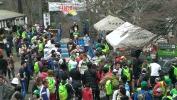 大山マラソン ゴール1