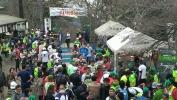 大山マラソンゴール2