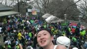 大山マラソンゴール3